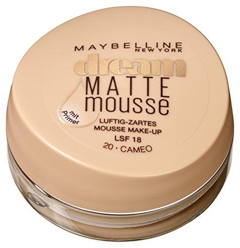 Test - Puder - Maybelline Matte Maker Mattifying Powder